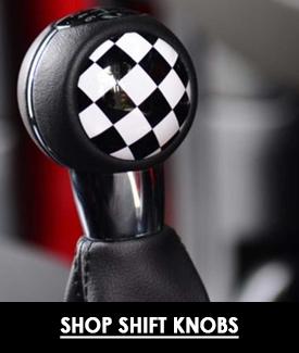 mini cooper shift knob upgrades
