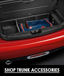 mini cooper trunk accessories