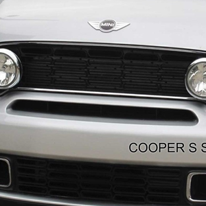 MINI Countryman Bumpers and Grills
