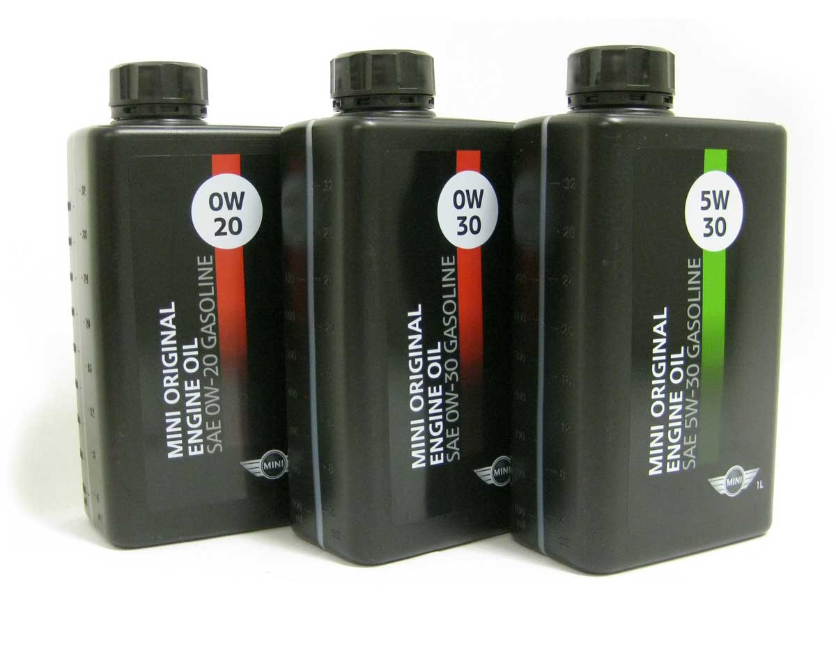 Mini engine oil factory recommendations for Mini cooper motor oil