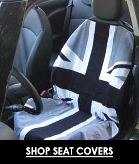 mini cooper seat covers