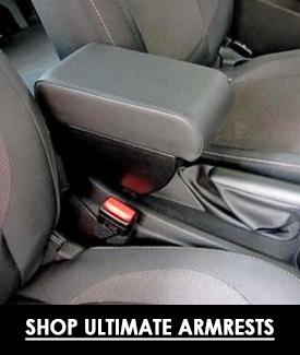 mini cooper armrest upgrades
