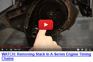 A-Series Timing Chain Video