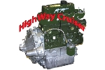 1275 Highway Cruiser Engine & Transmission