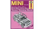 Classic Austin Mini Haynes Manual 1959 - 1969 Workshop