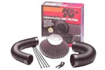 Classic Austin Mini K&n Twin Point Mpi Injection Air Filter Kit