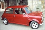 Classic Mini Monte Carlo 2-piece Body Kit