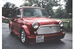 Classic Mini Mtec Sportpak 8-piece Body Kit