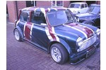 Classic Mini Turbo Replica 7-piece Body Kit
