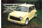 Classic Mini Smooth Bonnet Hood With Hinge And Catch Mounts