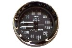 Smiths Dual Water Temp/oil Pressure Gauge-mechanical