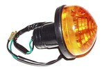 Front Turn Signal Lamp Assy Late Mini Amber Plastic