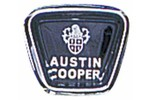 Classic Austin Mini Front Bonnet Badge Mk11