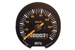 Speedometer For Late Model After 1980 Mini