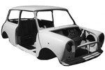 Mk4 Heritage Body Shell With Subframes