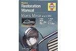 Morris Minor Restoration Manual Book (porter/haynes)