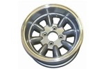 Mini Cooper Wheel 7x13 Superlight - With Cap And Nuts