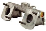 Austin Mini Intake Manifold For 2 Hs4 Or Hs6