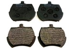 Mini & Cooper 8.4 Ebc Kevlar Greenstuff Brake Pads