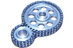 Duplex Chain Gear Kit Lightweight -ms For Camshaft Drive