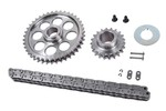 Classic Austin Mini Duplex Timing Gears Steel With Race Quality Chain