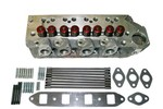 8 Port Crossflow Arden Cylinder Head With Valves And Pushrods
