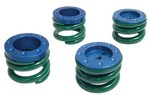 Coil Spring Kit For Competition (green) Mini & Mini Cooper S
