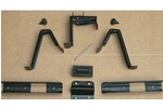 Classic Austin Mini Boot Board Bracket Kit (all Models 1959-1980)