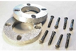 Wheel Spacer W/studs, Pair 3/4
