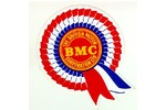Bmc Rosette Large Decal - (for Inside Of Window)