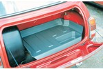 Classic Austin Mini Plastic Trunk Boot Liner Fits 1974- And Late