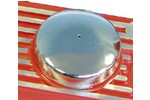 Chrome Oil Cap For Fp26 Flat Top Alloy Valve Cover Vented
