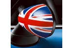 Mirror Cover Union Jack Pair - Mini Cooper & S