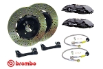 Brembo Gt Big Brake Kit Drilled Black - Mini Cooper And S