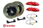 Brembo Gt Big Brake Kit Drilled Red - Mini Cooper And S