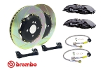 Brembo Gt Big Brake Kit Slotted Black - Mini Cooper And S