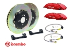 Brembo Gt Big Brake Kit Slotted Red - Mini Cooper And S