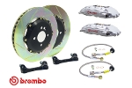 Brembo Gt Big Brake Kit Slotted Silver - Mini Cooper And S