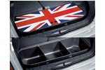 Trunk Storage Box Union Jack - Mini Cooper And S Hatchback Only