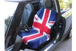Seat Armour Seat Cover / Seat Towel Union Jack Each - Mini Cooper & S