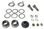Ball Joint / Swivel Pin Kit - Reproduction Upper And Lower