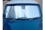 Sun Shade Windshield Sun Screen - Roll-up Style