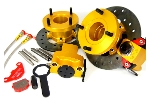 Kad Rear Disc Brake Conversion Kit For Mini & Cooper