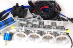 Kad Fuel Injection Throttle Body Ecu Kit For The 16v Cylinder Head