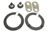 Classic Austin Mini Front And Rear Mk1 Lamp Seal Kit