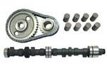 Camshaft, Lifters And Timing Gears W/chain