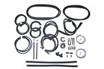 Classic Austin Mini Mk1 Body Rubber Kit