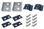 Classic Austin Mini Door Checkstrap Hardware Kit