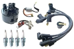 Austin Mini Ignition Tune-up Kit For The 45d Distributor 74-80