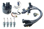 Austin Mini Ignition Tune-up Kit 59d Distributor 1980 & Later